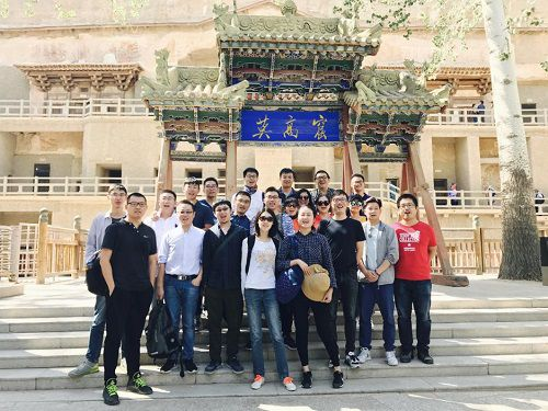 2017 Group Tour in Gansu 2