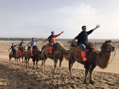 2017 Group Tour in Gansu